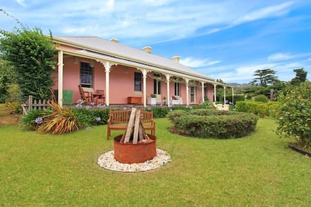 Heritage Homestead 90min from Sydney - Tullimbar
