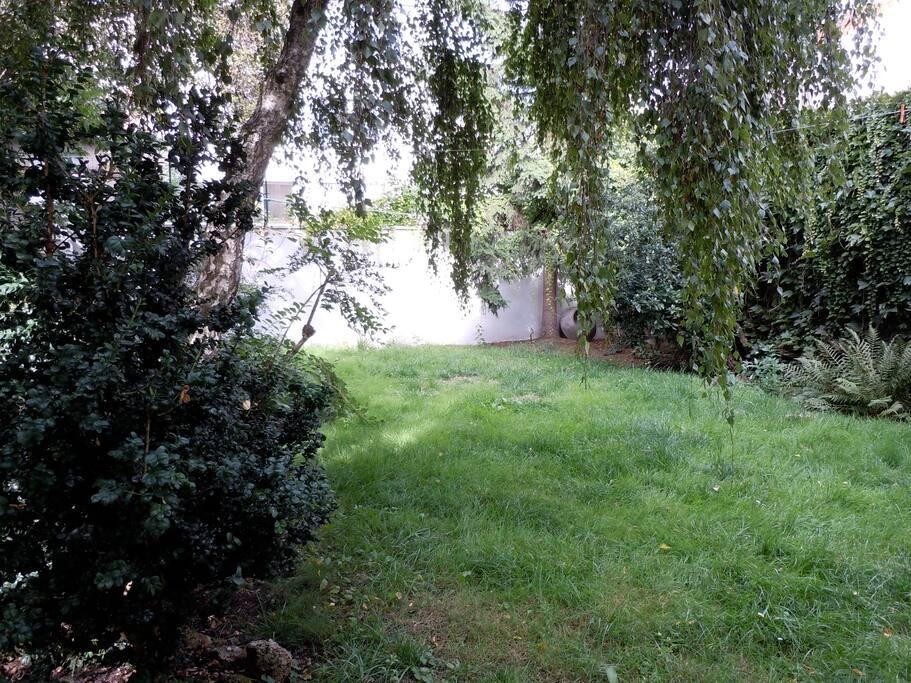Grande maison 20 mn centre de paris en t maisons - Maison jardin fontenay sous bois lille ...