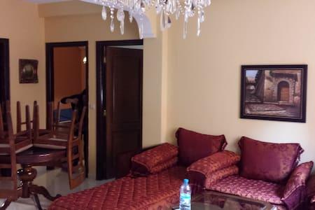 Appartement dans une résidence - Marakesz - Apartament
