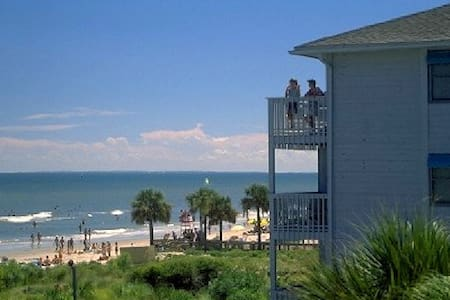 OCEANFRONT, Best View Available! - Hilton Head Island