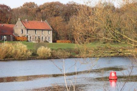 Natuurrijk Landgoed aan de Maas - Grubbenvorst - Rumah
