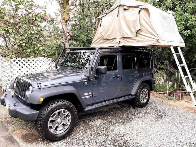 Kenji (2017 Jeep Wrangler Unlimited Sport)