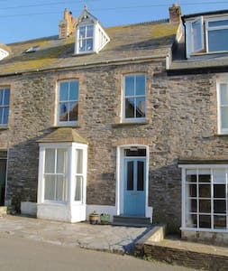 Superb Holiday Home In Port Isaac - Port Isaac - House