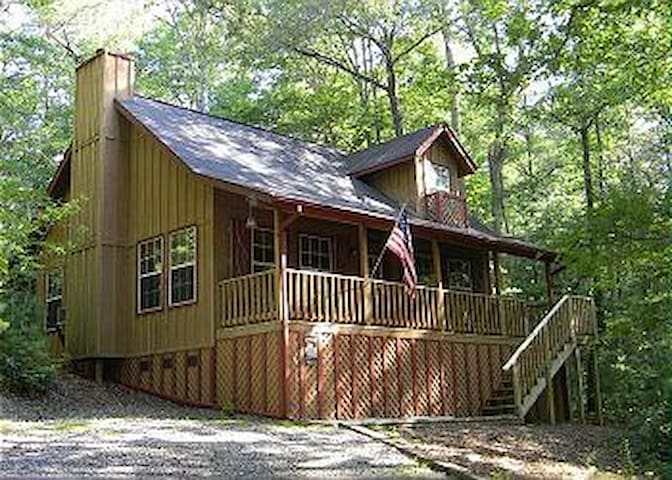 Wildwood Private 2 Story Cabin - Sautee Nacoochee