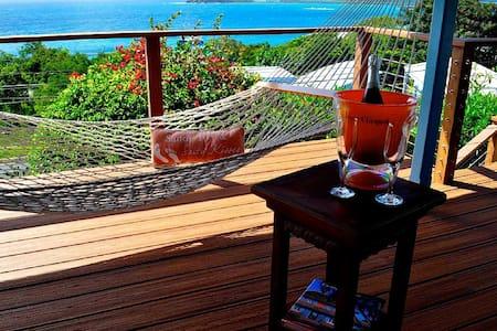 Secret Haven Villa- LOCATION! - Saint Thomas
