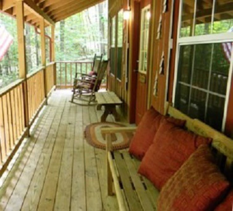 Rocking Chair Porch
