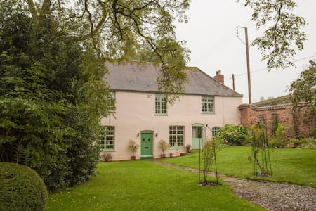 Gorgeous 17thC country house  - Enmore - Rumah