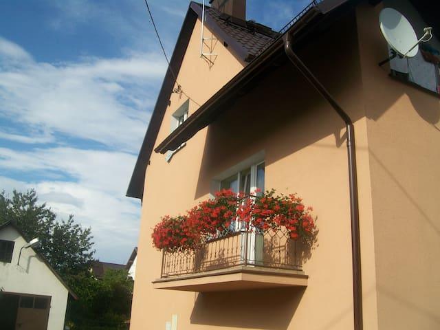 U Ewuni - Pokój balkonowy - Sztutowo - บ้าน