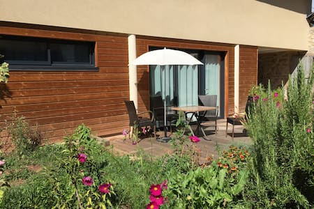Appartement Junior Terrasse&Jardin - Campagnac