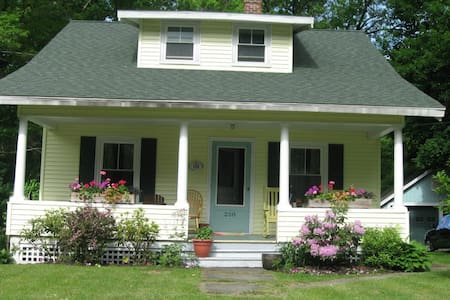 August in Great Barrington:$3500/month or weekends - Housatonic