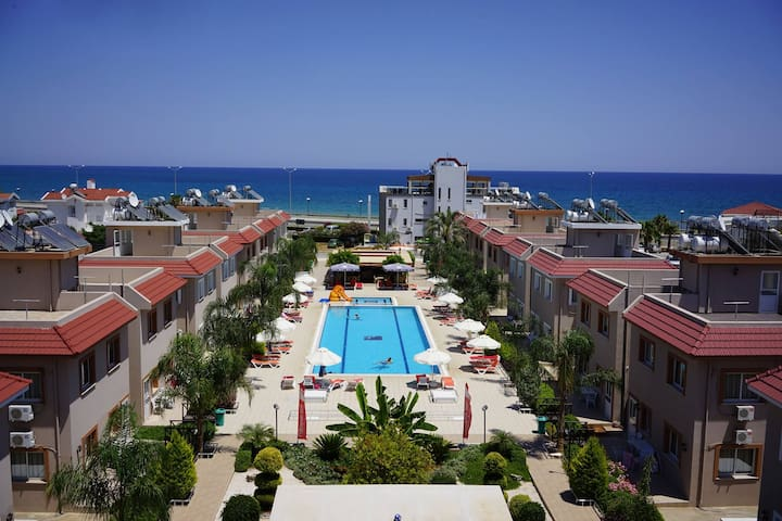 AMAZING VACATION IN CYPRUS - 3 MINS TO THE BEACH