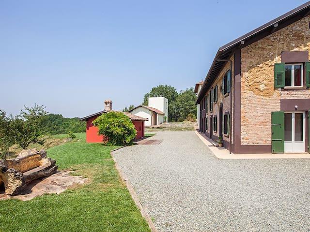Borgo Merlassino - Bosco - Novi ligure - Apartamento