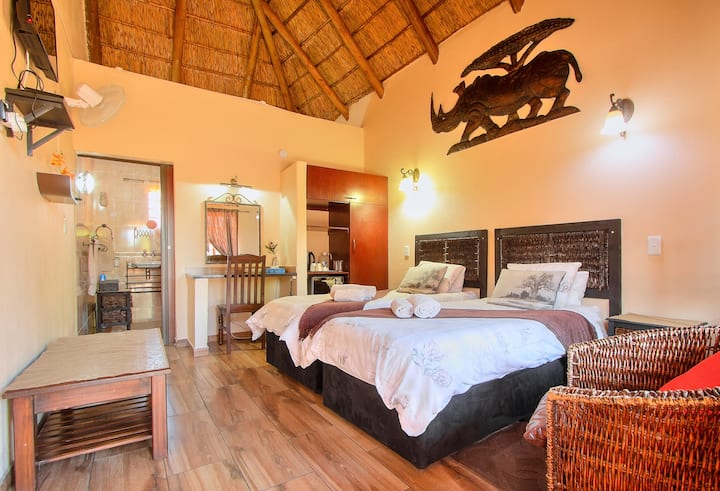 Buffalo de luxe Room