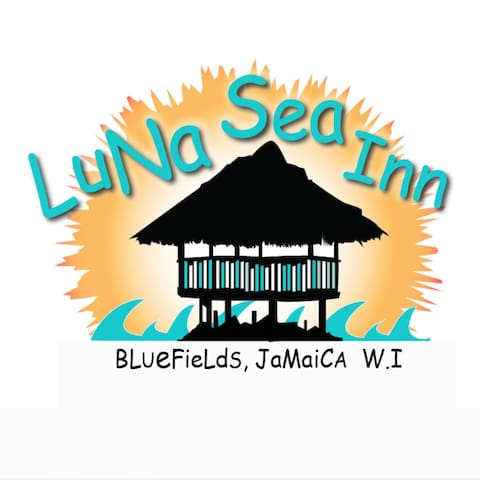 Luna Sea Inn is a boutique hotel - Bluefields - Bed & Breakfast