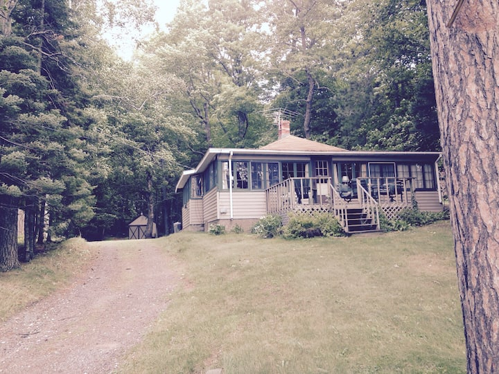 """The Cottage"" on Lake Amnicon. Entire cabin!"