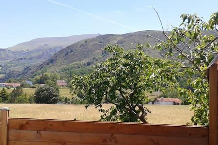 maisonnette chaleureuse et agréable au pays basque - Itxassou - Hus