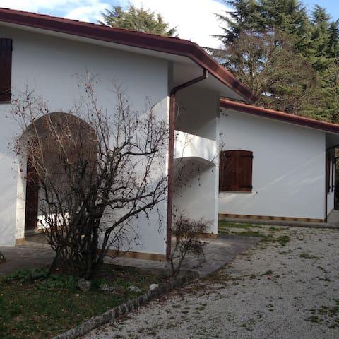 Casa Chiara, nel verde del parco dei Colli Euganei