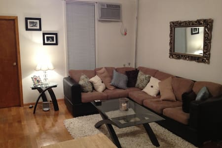 Cute 1 BD (can sleep up to 4) in the gorg UWS! - New York - Huoneisto
