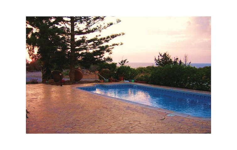 Holiday cottage with 3 bedrooms on 160m² in Pegia Paphos