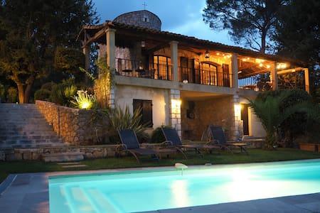 Charming stone villa in Valbonne - Valbonne