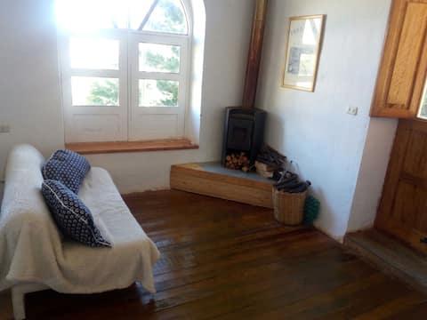 Casa rural amplia y cómoda en zona andina