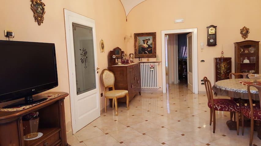 Appartamento elegante e confortevole.