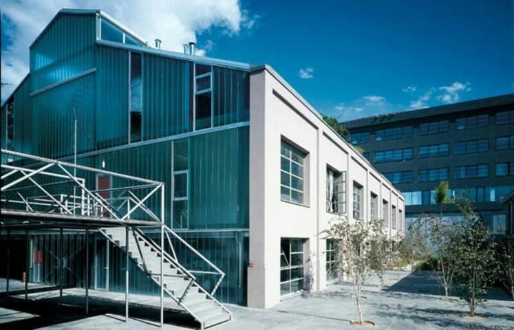 CASA Ventura Loft moderno e architettura minimale