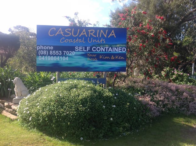 Casuarina Coastal Units - American River