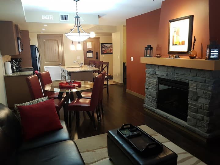 Kananaskis Getaway, 1Br. Condo in the mountains