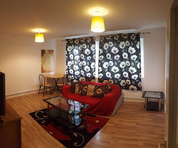 Citybreak Two Bedroom Flat Central Milton Keynes