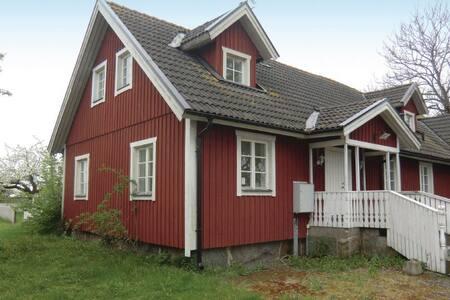 6 Bedrooms Farmhouse in Kristianstad - 克里斯蒂安斯塔德