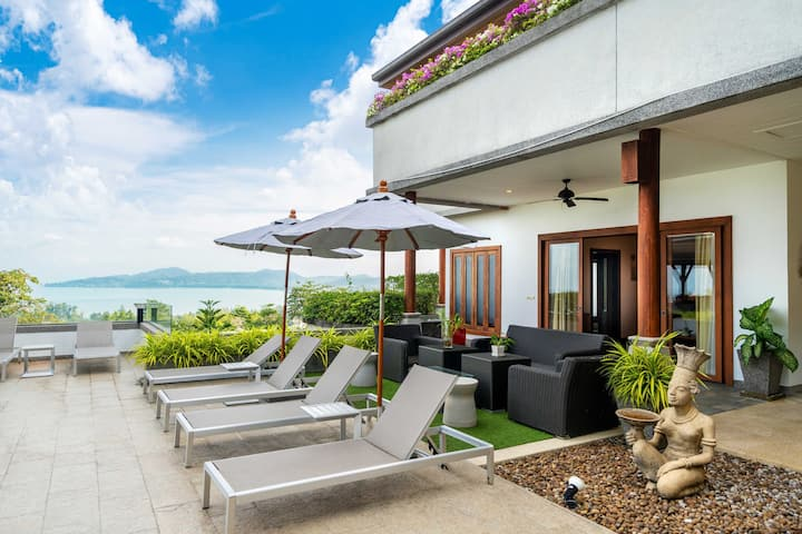 Surin Beach Pool Villa