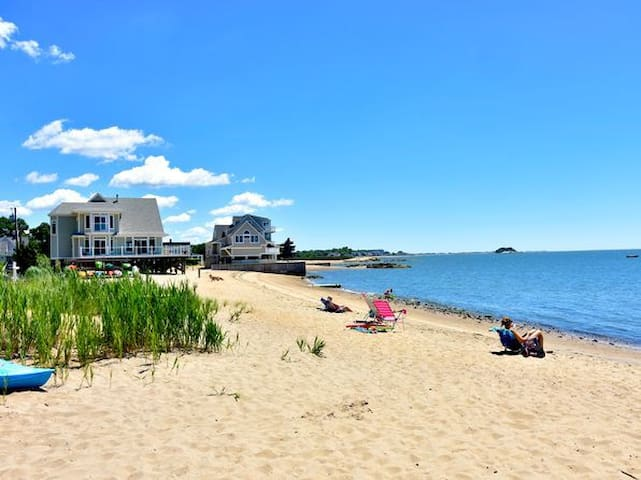 Coastal New England Home -close to beaches & ALL ! - Madison