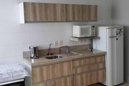 Apartamento mobiliado - Spazio Du Parque - 308