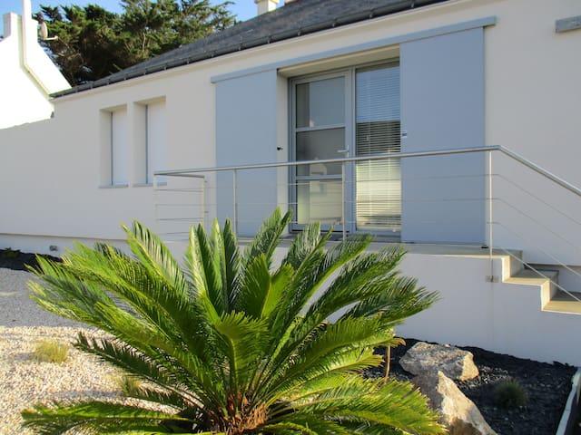 Maison à 100 mètres du port et de la plage - Saint-Pierre-Quiberon