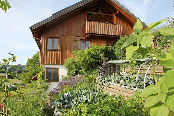 House with Panoramic View - Double Room Rotenberg