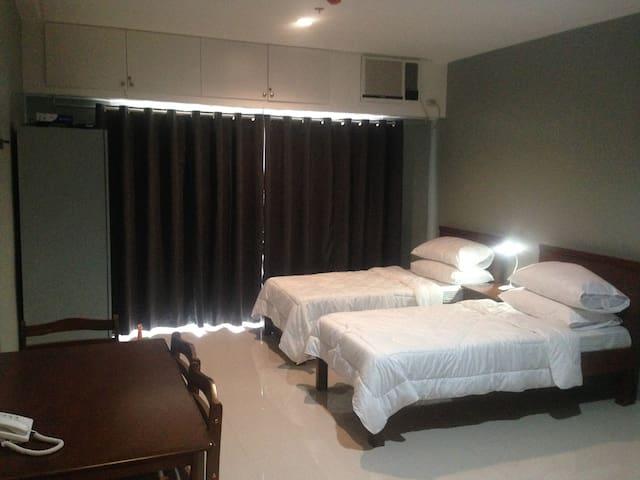 New Studio Unit besides Major Mall - Bacolod - Apartamento