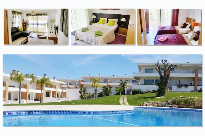 APPART DUPLEX TOUT CONFORT - Faro - Apartament