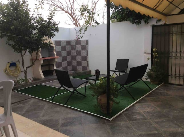 Villa piscine privée sans vis à vis Hammamet
