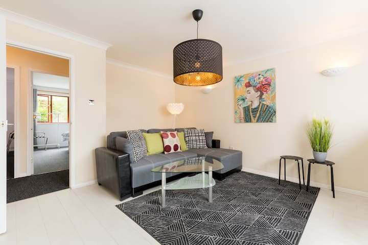 Good value flat near Brindley Place with parking