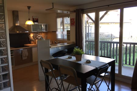 APPARTEMENT F3 DISNEYLAND - 塞里斯(Serris)
