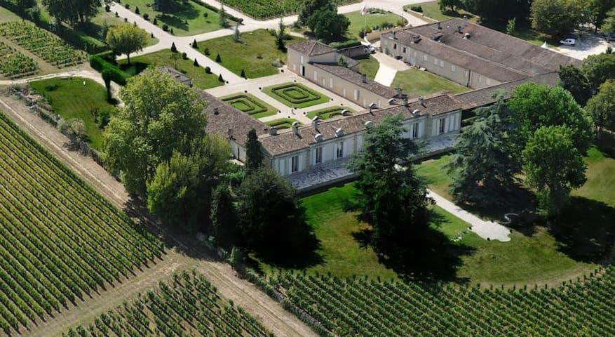 Suite Cadran, Château Fombrauge