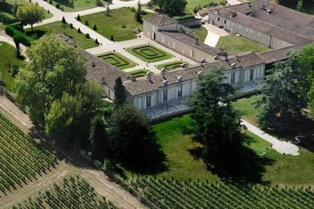 Suite Cadran, Château Fombrauge - Saint-Christophe-des-Bardes