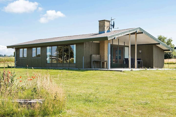 7 person holiday home in Knebel