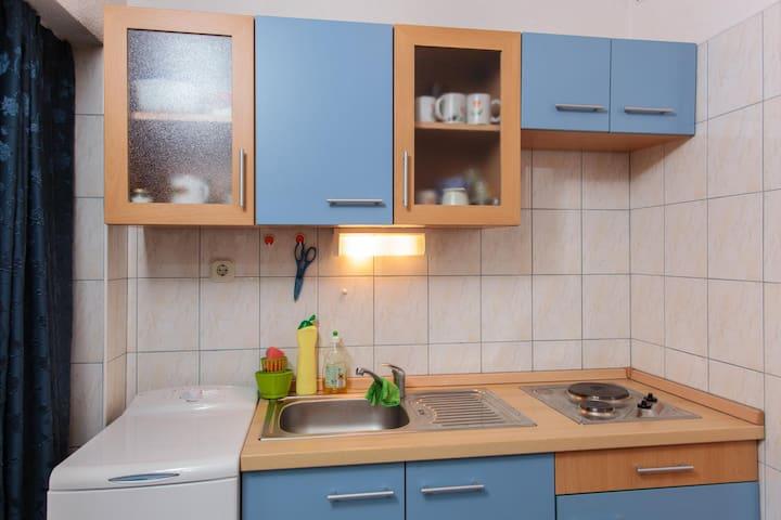 Apartments Marija / Studio A1 - Vinisce - Appartement