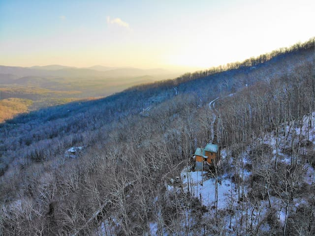 Lazy Bear Cabin-Mtn Getaway-Views
