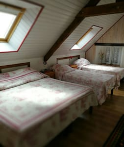Chambre Blanche - Cantoin