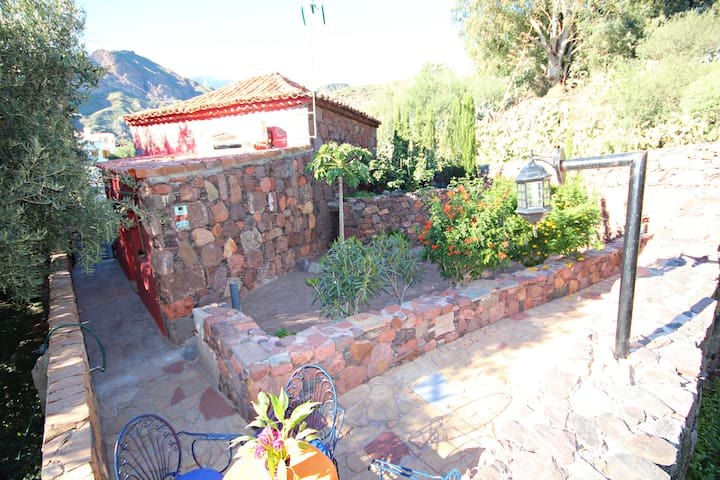 Lovely Cottage in Santa Lucia.Finca,garden,BBQ - Santa Lucía de Tirajana