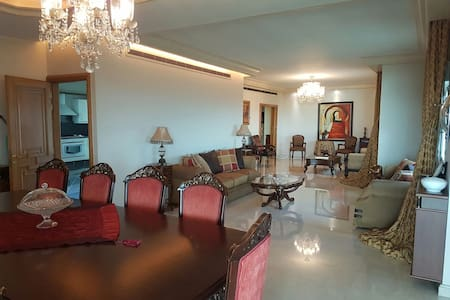Love Lebanon apartment- 3 bedrooms with 360 view