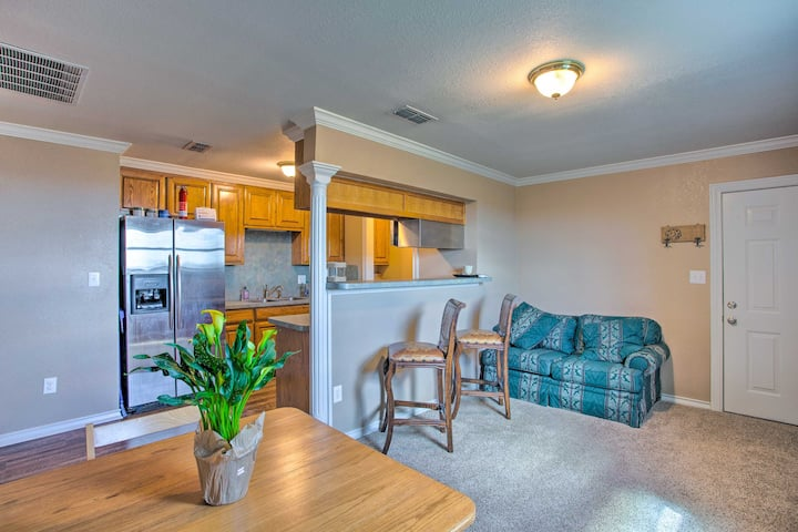 NEW! Unique Remodeled Ranch Apartment in Sanger!